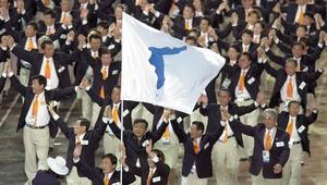 Korea Północna i Południowa pod wspólną flagą