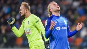Sandecja Lech ekstraklasa sezon 2017/18
