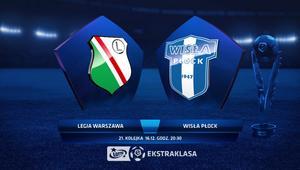 Legia Warszawa – Wisła Płock
