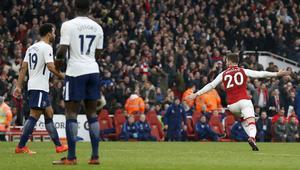 Arsenal - Tottenham Mustafi