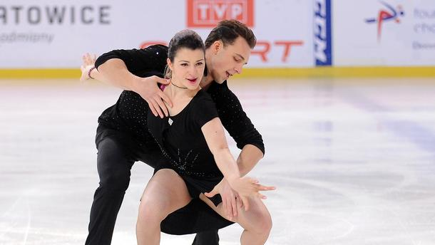 Natalia Kaliszek, Maksym Spodyriev