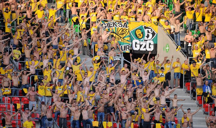 GKS Tychy - GKS Katowice