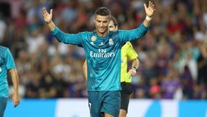 FOOTBALL - SPANISH SUPER CUP - FC BARCELONA v REAL MADRID