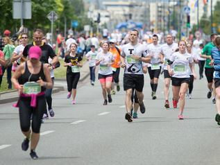 Okiem mistrza: Martwy punkt w bieganiu