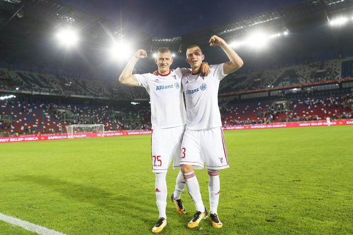 Kiedy byli dziećmi Łukasz i Rafał Wolsztyńscy marzyli o grze w pierwszej drużynie Górnika. Teraz stało się to rzeczywistością.