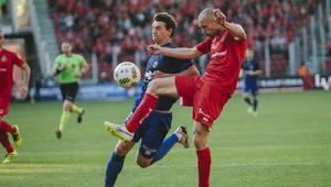 Widzew Łódź ŁKS derby 2017