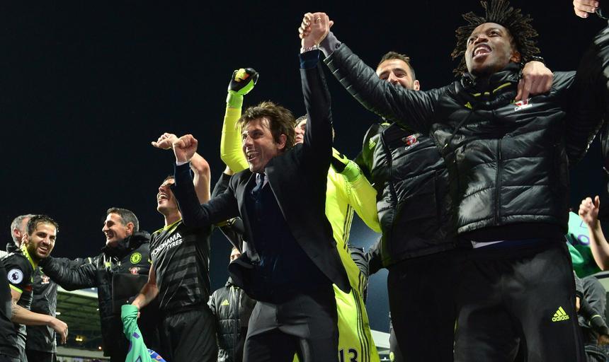 Chelsea Londyn mistrzem Anglii