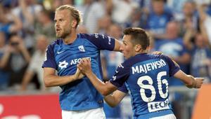 03.08.2017 LECH POZNAN - FC UTRECHT UEFA EUROPA LEAGUE