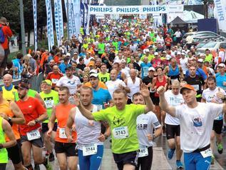 Oficjalnie: Za długa trasa półmaratonu w Pile!