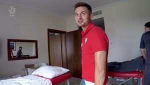 U21: Urodziny kapitana, przyjazd Karola i Marchewy