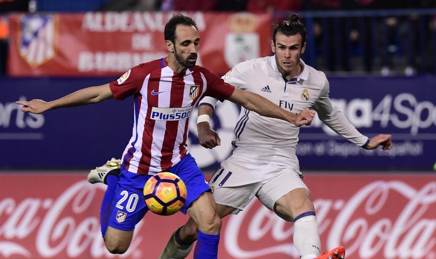 Atletico Madryt vs Real Madryt CF
