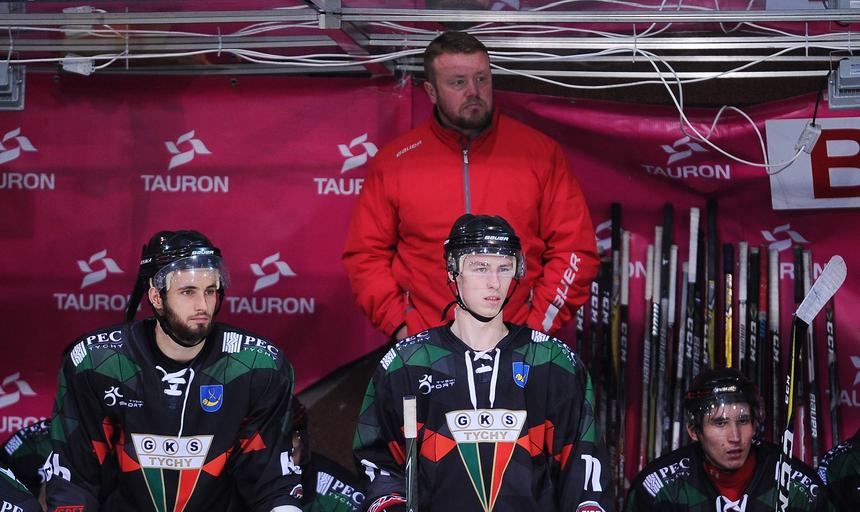 Tauron KH GKS Katowice - GKS Tychy