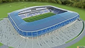 Wisła Płock, stadion, widok