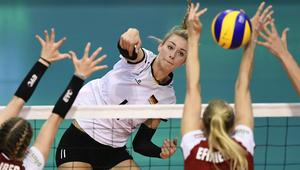 (SP)SWITZERLAND-MONTREUX-VOLLEYBALL-MASTERS-GER VS POL