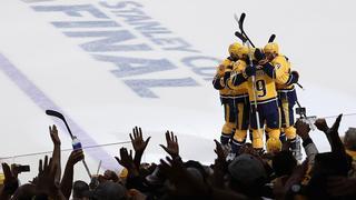 Nashville Predators Pittsburgh Penguins
