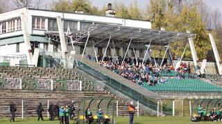 III liga. Szombierki Bytom - Polonia Bytom. 25.10.2014