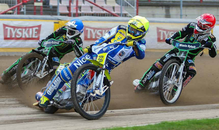 1 kolejka PGE Ekstraliga - KS ROW Rybnik - KS Get Well Torun
