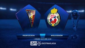 Ekstraklasa: Pogoń Szczecin – Wisła Kraków