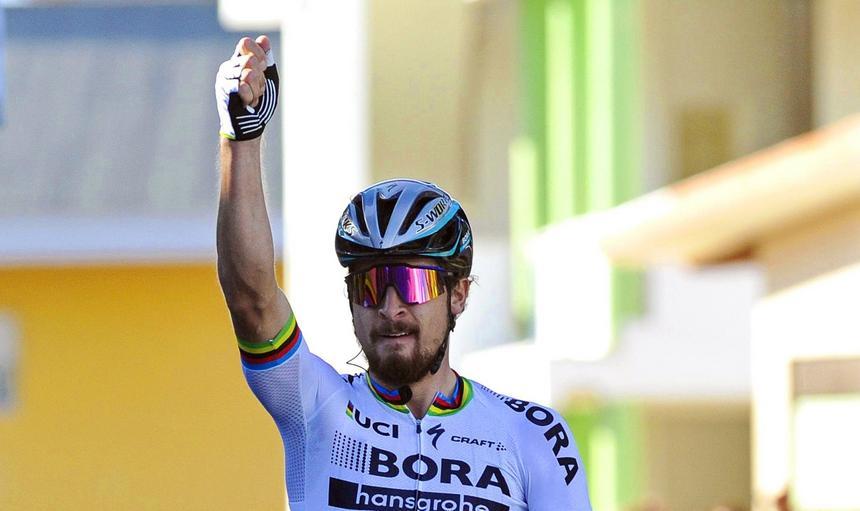 Cycling Tirreno-Adriatico - third stage