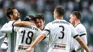 Legia Arka ekstraklasa sezon 2017/18