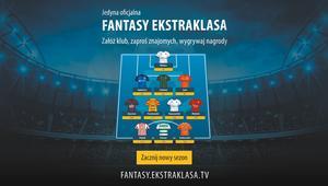 Fantasy Ekstraklasa - załóż drużynę, wygrywaj nagrody
