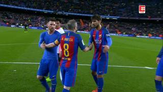 Skrót Barcelona - Valencia 4:2