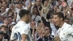Skrót Real - Sevilla 4:1