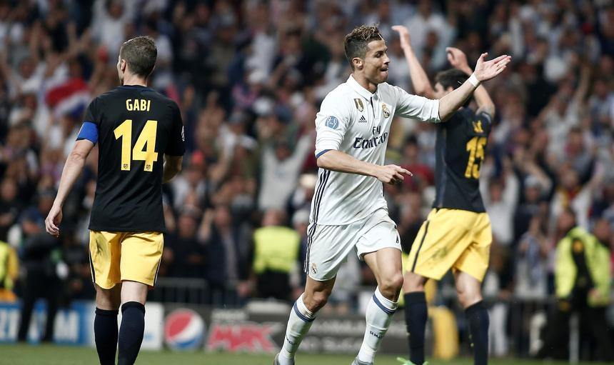 Real Madrid vs Atletico Madrid: UEFA Champions League Semi Final