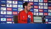 Obrońca Atletico: Nie było konfliktu z Griezmannem