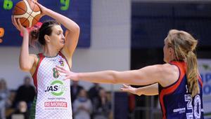 JAS-FBG Zaglebie Sosnowiec - Basket 90 Gdynia