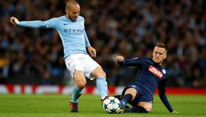 Champions League - Manchester City vs S.S.C. Napoli