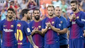 Barcelona vs Chapecoense: Joan Gamper Trophy