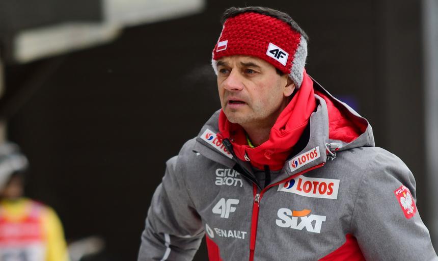 Mistrzostwa swiata w narciarstwie klasycznym 2017 - pierwszy trening na duzej skoczni