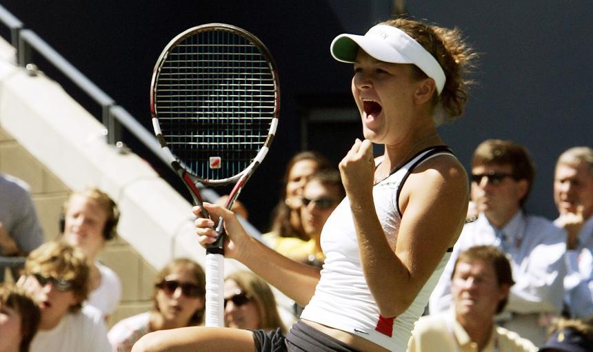 Agnieszka Radwańska 2007 rok