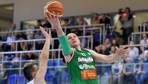 Legia Warszawa koszykówka mężczyzn