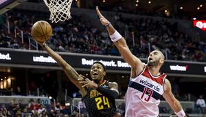 Washington Wizards vs Atlanta Hawks: NBA