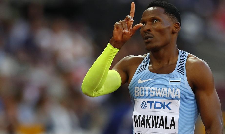 Isaac Makwala