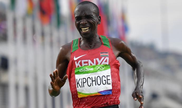 Eliud Kipchoge – biegacz budzący największą nadzieję na pokonanie dystansu maratońskiego w czasie poniżej 2 godzin