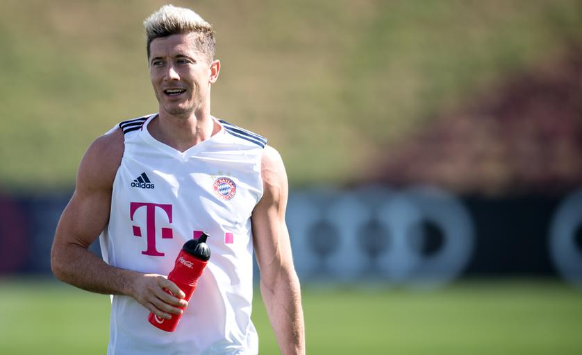 Training camp FC Bayern Munich