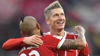 Bayern – Augsburg. Gol Lewandowskiego
