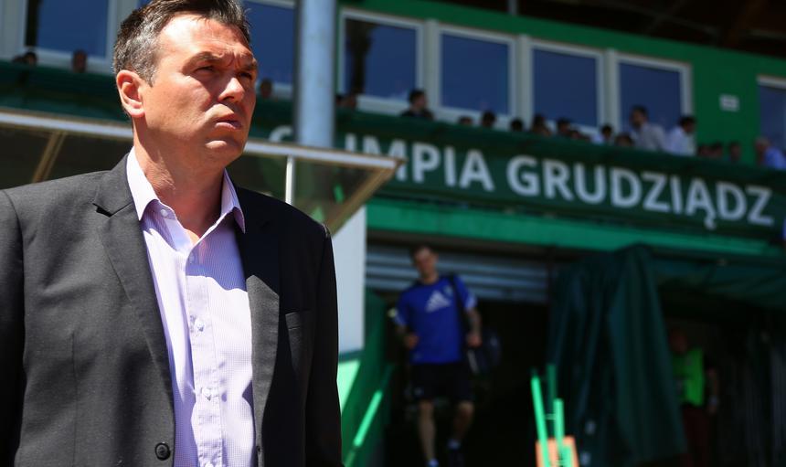 Olimpia Grudziadz - GKS Katowice