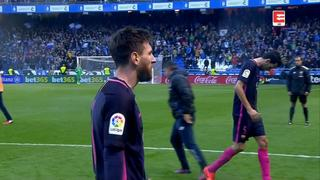 Skrót Deportivo - Barcelona 2:1