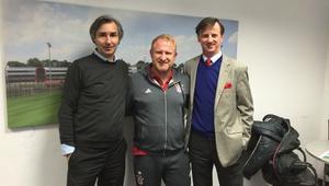Ryszard Komornicki, Heiko Vogel, Grzegorz Kapica
