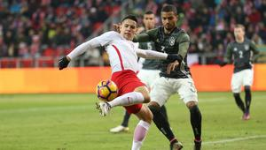 Polska Niemcy U21 mecz towarzyski