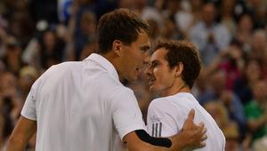 Jerzy Janowicz Andy Murray