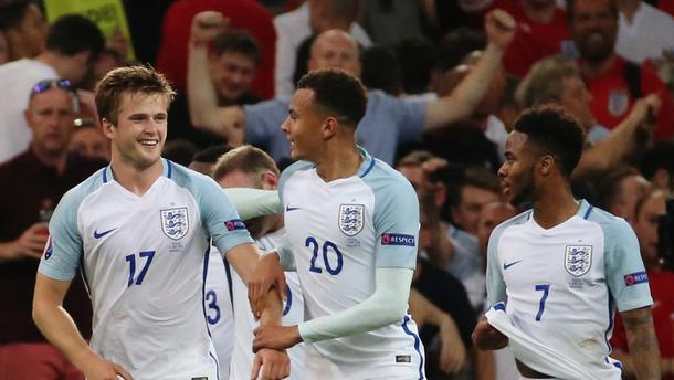 UEFA Euro 2016. England vs. Russia