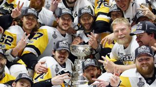 Pingwiny mistrzami NHL