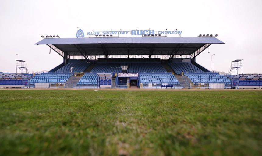 Stadion Ruchu Chorzow