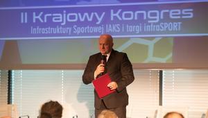 II Krajowy Kongres Infrastruktury Sportowej IAKS i targi Infrasport