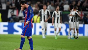 FC Juventus vs Barcelona : UEFA Champions League